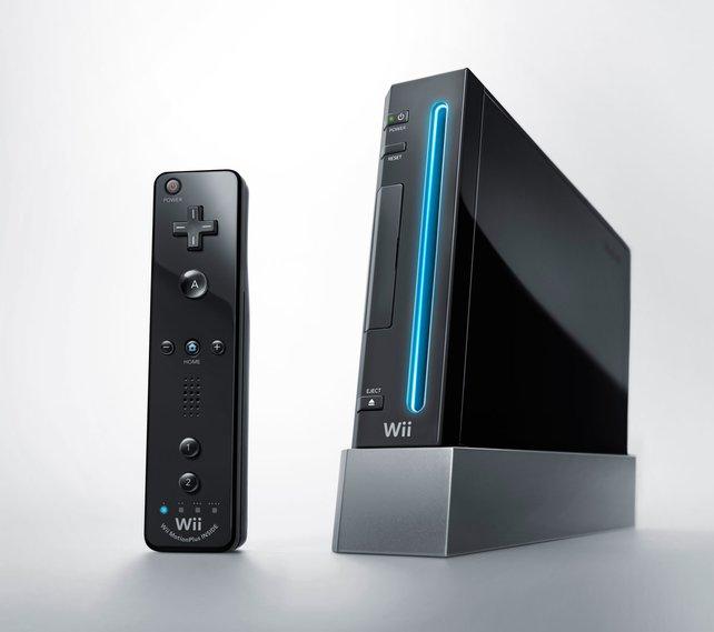Der Marktführer der aktuellen Konsolengeneration: die Nintendo Wii.