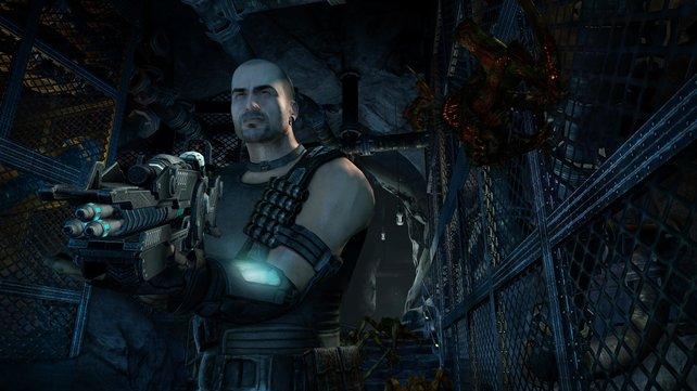 Hm. Darius scheint im Schwierigkeiten zu sein. Ob er's merkt?