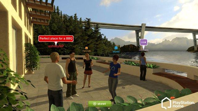 Die ambitionierte Playstation-Welt Home leidet unter mäßigem Spieler-Interesse.