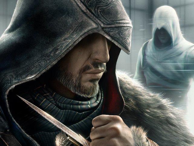 Ezio hat ausgemeuchelt, Altair auch?