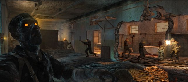 Der Zombie-Modus macht Laune und lässt sich auch online spielen.