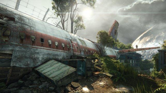 """Die """"Xbox 360""""-Version ist schön, kommt aber nicht an die PC-Fassung heran."""