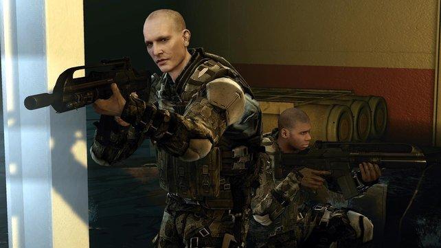 Story-Telling ist nicht wirklich das, was die Jungs von Crytek am besten können.