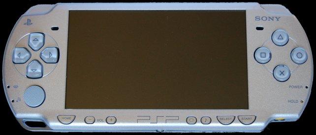 Die PSP Slim & Lite ist - wie de Name schon sagt - etwas dünner als das Standard-Modell.
