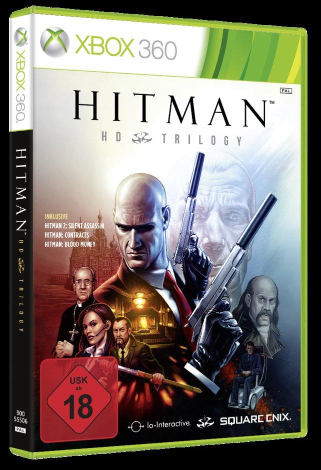 Die Hitman HD Trilogy belebt für Konsole drei alte Hitman-Teile wieder.