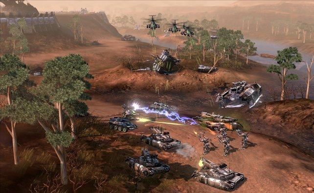 Ein weltweiter Krieg fordert die Taktik-Generäle unter euch.