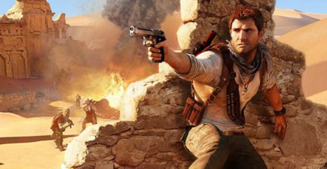 Duell in Uncharted 3: Der Mehrspieler-Modus wird ausgekoppelt.