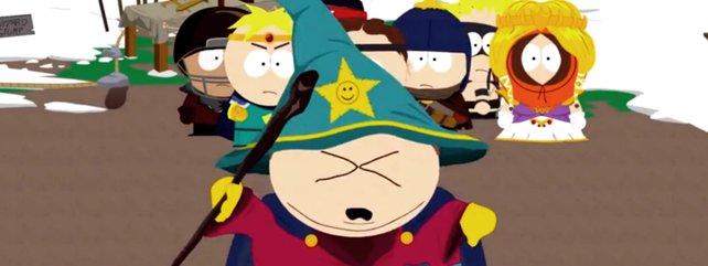 Cartman führt euch in South Park - Stab der Wahrheit in den Krieg gegen die Dunkelelfen.