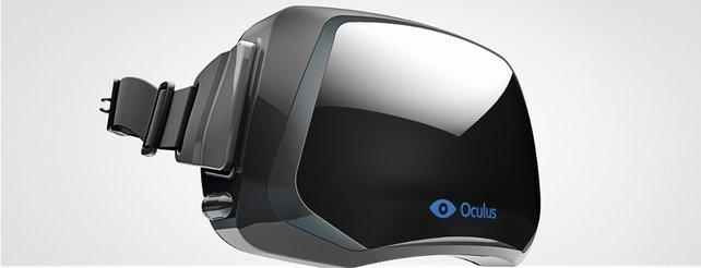 Oculus Rift: Kommt die VR-Brille für PS4 und Xbox One?