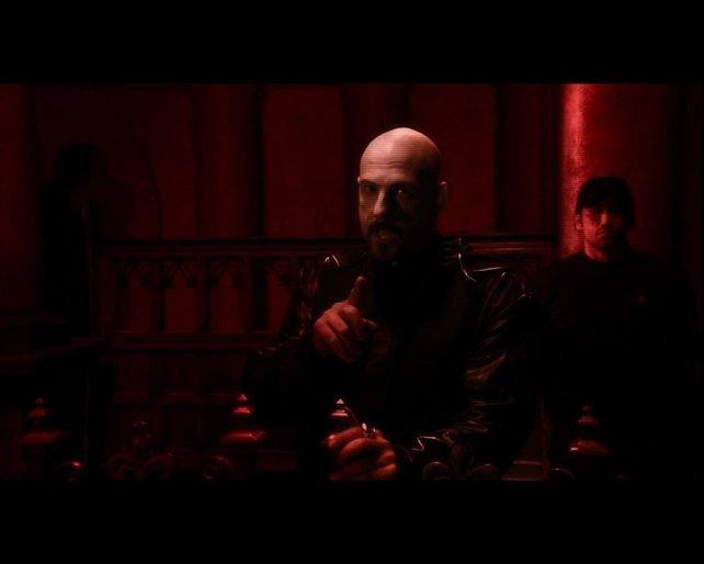 Kane, der charesmatische Anführer von Nod