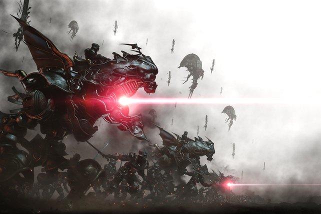 Ein schrecklicher Krieg tobt im Land Eorzea.