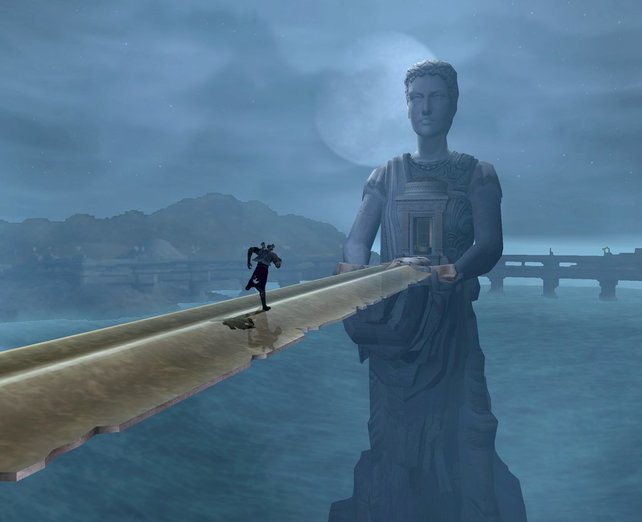 Lauf Kratos, lauf!