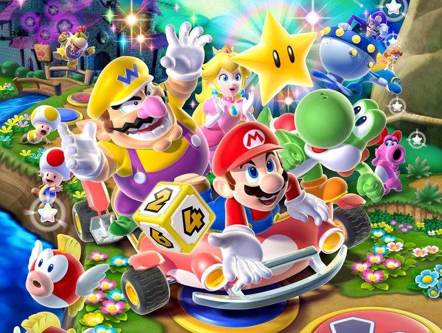 Das Mario-Universum lebt genauso von den charmanten Nebendarstellern.