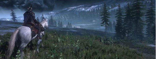 The Witcher 3 - Wilde Jagd: Hexer Geralt bringt Halunken um die Ecke (Video)
