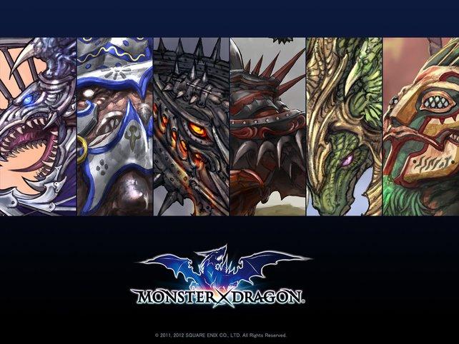 In Monster x Dragon sammelt ihr Kreaturen in Form von Karten.