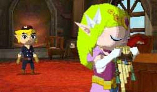 Das Band zwischen Zelda und Link war nie stärker.