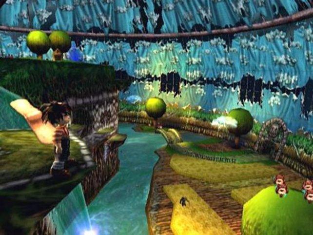 Faszinierende Spielwelt