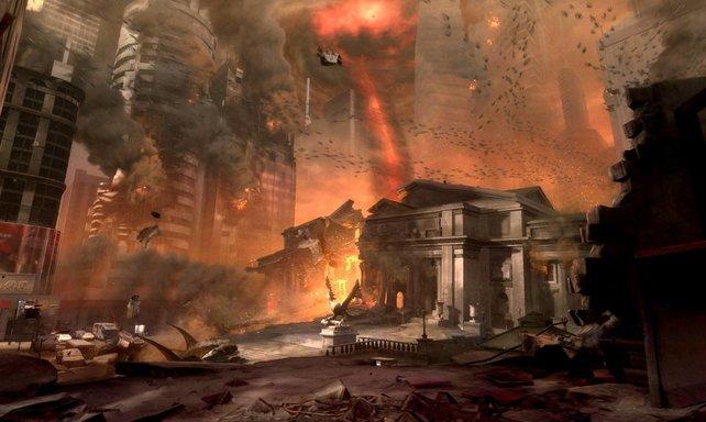Ein erstes Bild aus Doom 4? id Software dementiert.