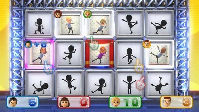 Insgesamt steuert ihr Wii Party U ungefähr genauso häufig mit dem GamePad wie mit der Wii-FB. Das hängt natürlich auch von euren Vorlieben ab.