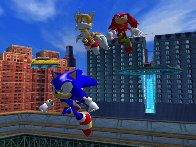 Sonic ist zurück!