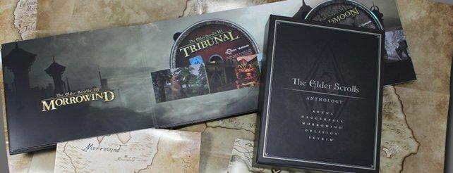 The Elder Scrolls Anthology: Skyrim, Oblivion & Co weltexklusiv in Uffruppe #122