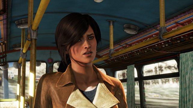 Schöne Frauen braucht das Land. Und auch unsere Liste. Deshalb seht ihr hier die schöne Chloe aus Uncharted 3.