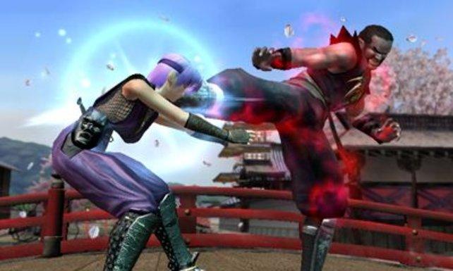 Erstmals kämpfen alle 25 Kämpfer der Serie in einem Spiel.