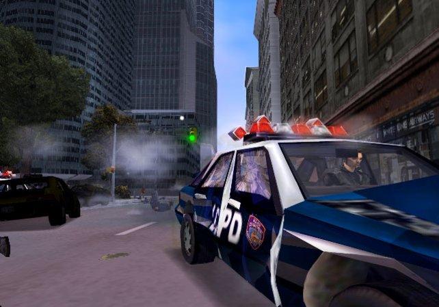 Heute wird Polizei gespielt