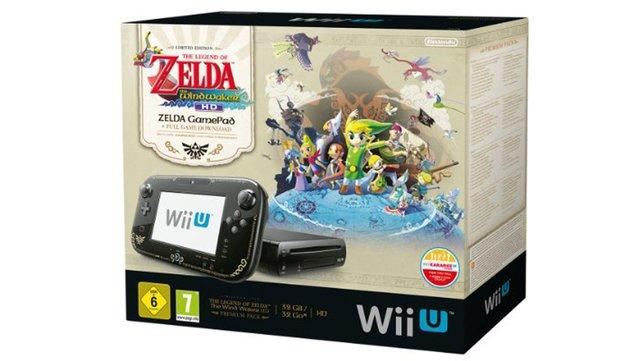 Aktuell ist die Wii U noch unterversorgt mit Spielen, doch das Zelda-Bundle bringt viel Spielspaß.