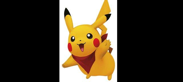 Aushängeschild Pikachu ist wieder mit von der Partie.