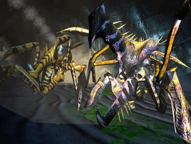 Die Bugs, der schlimmste Alptraum der Menschheit