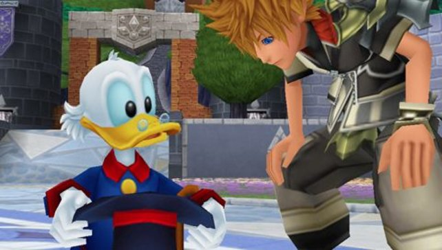 Dagobert Duck hilft man doch gerne aus der Patsche.