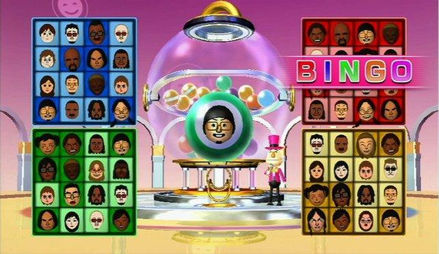 Bingo ist eines der Gesellschaftsspiele, das ihr auch alleine spielen könnt.