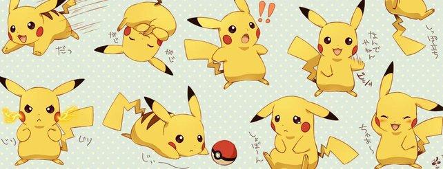 Pokémon: Wird Pikachu der Hauptdarsteller im neuen Spiel nach X und Y?