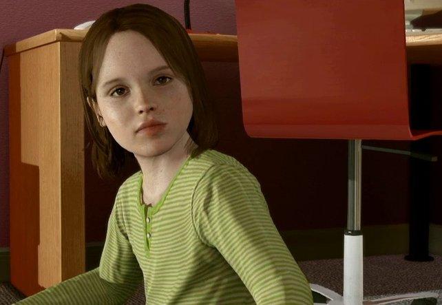 Durch ihren Begleiter ist Jodie auch als Kind schon ausgegrenzt.