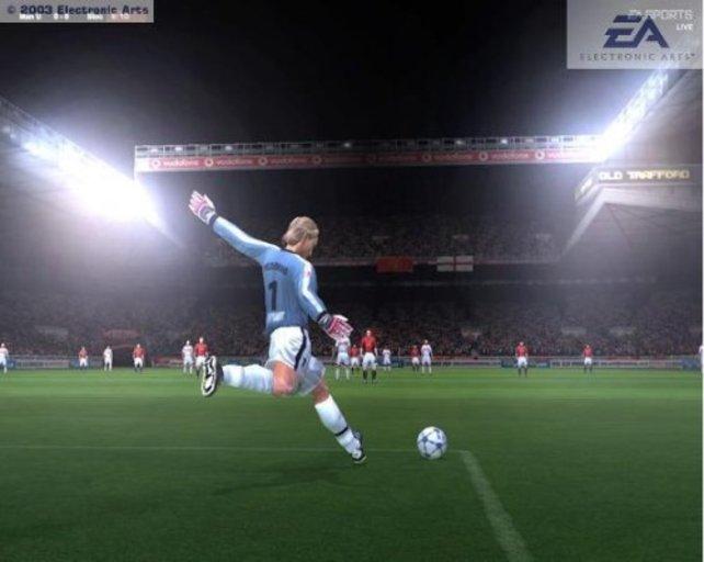 Herrliche 3D-Grafik dank FIFA-Engine