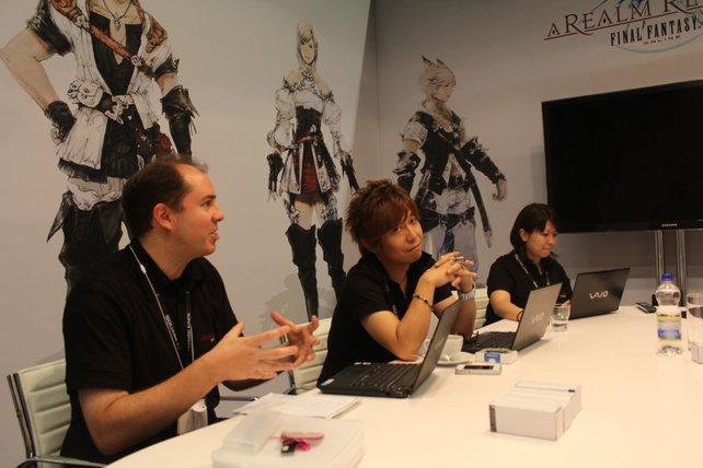 Im Interview beantwortet Naoki Yoshida Fragen rund um das neue Final Fantasy 14.