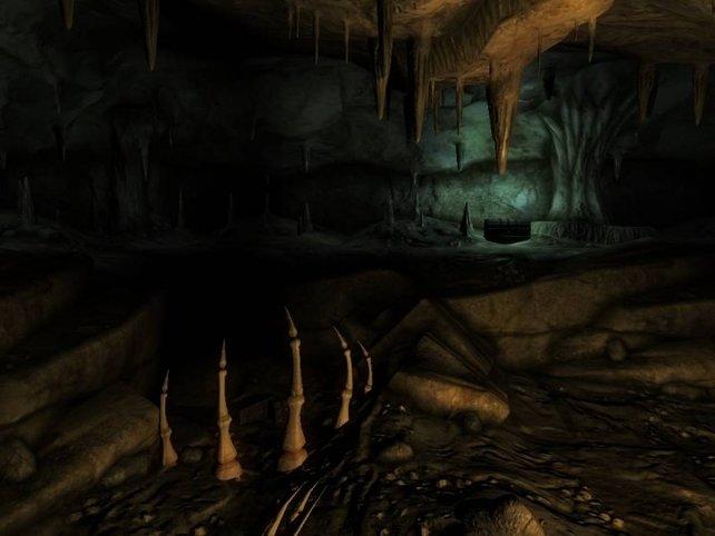 In dieser Höhle seid ihr keine Minute sicher!