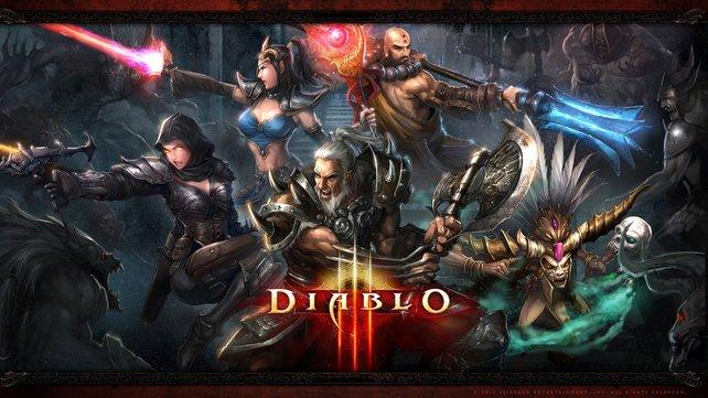 Die Charakterklassen von Diablo 3 im Überblick.