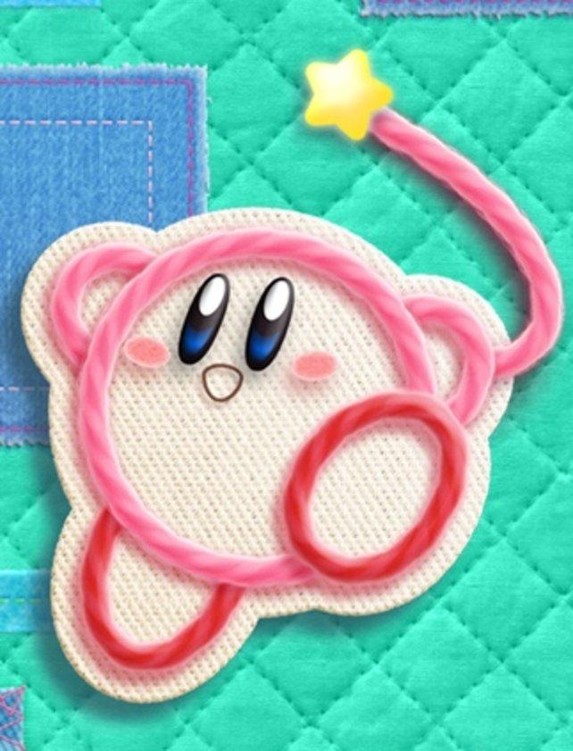 Kirby scheint sich schon sehr wohl in seiner neuen Haut zu fühlen.