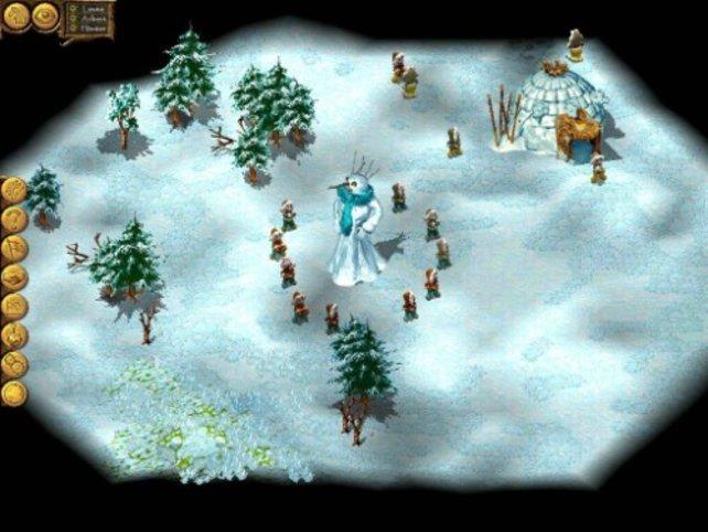 Bei den Eskimos