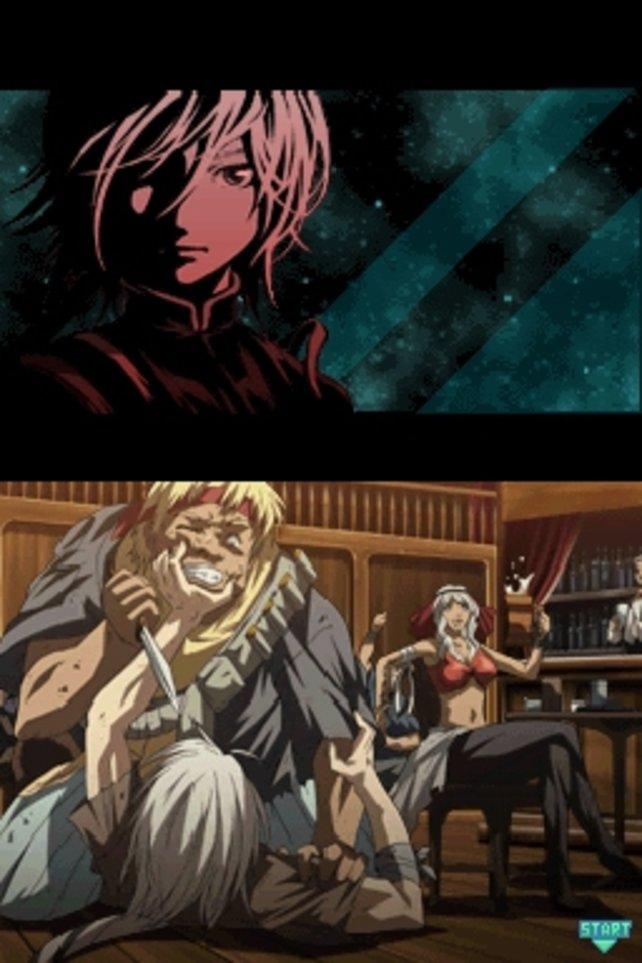 Grafisch ist Infinite Space im Anime-Stil gehalten.
