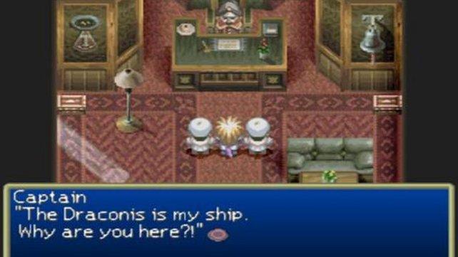 Tales of Destiny ist ein klassisches Rollenspiel im SNES-Stil.
