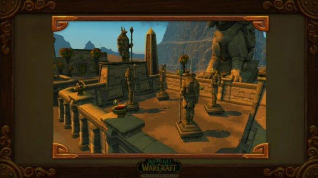 Drei neue Schlachtfelder und eine neue Arena in Mists of Pandaria.