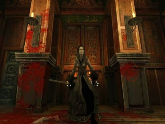 Meine Tremere-Vampirin