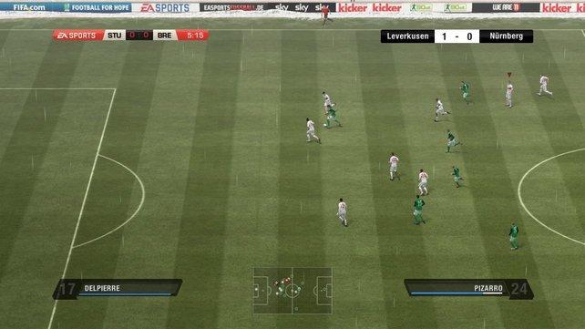 Was wäre ein FIFA ohne Bundesliga-Lizenz.