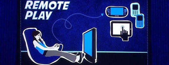 PS4: PS Vita nur bei spezieller Programmierung als Controller nutzbar
