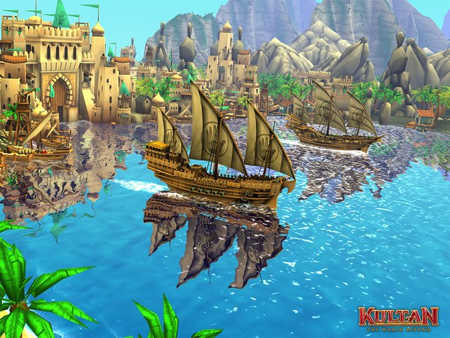 Kultan ist ganz schön bemerkenswert für ein kostenloses 3D-Browserspiel.