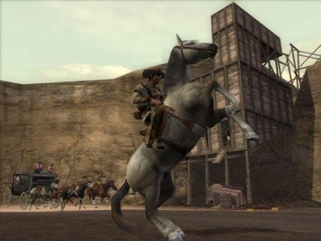 Das Pferd als Waffe