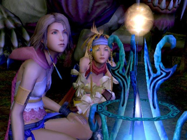 Yuna und Rikku staunen - auch Final Fantasy 13 wird fortgesetzt!